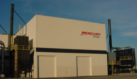 Mercury Castings Factory